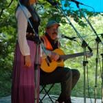 Виктор Воронов и Дарья Демидова