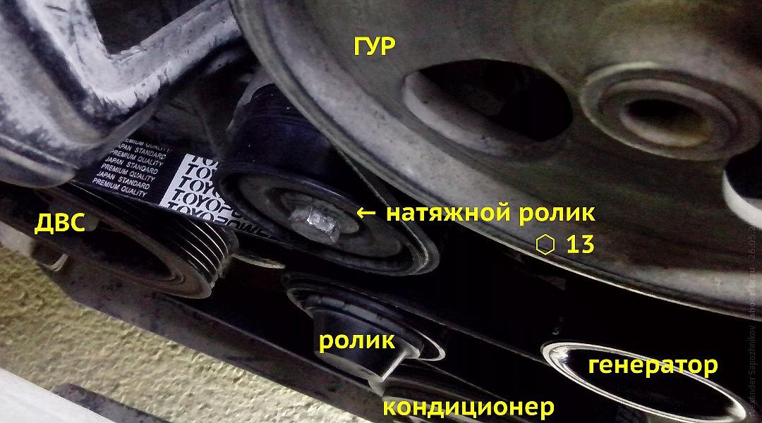 Ремень генератора