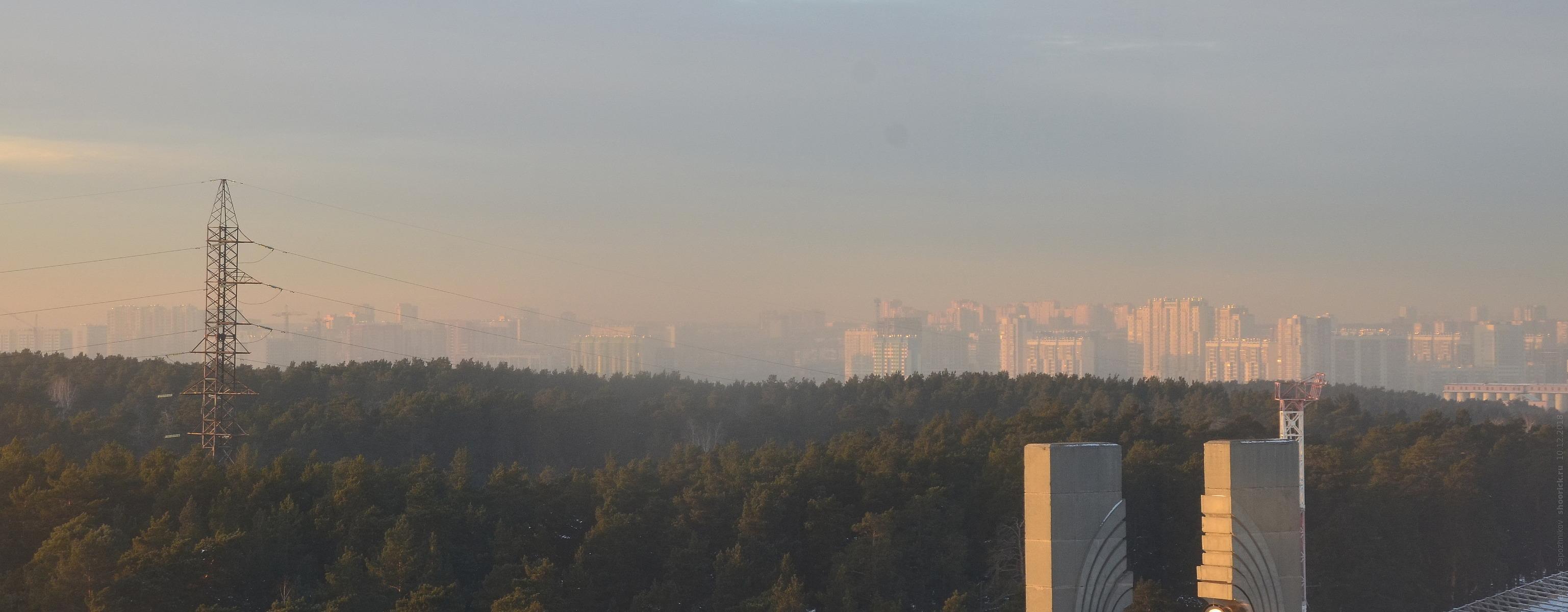 Северо-Запад и городской бор